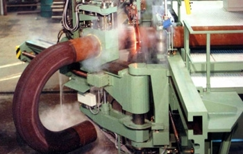 Induction Heating Systems for bending of pipes (IHSBP)